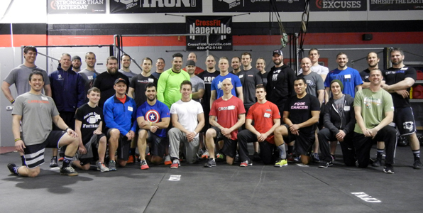 CrossFit-Football-Trainer-Seminar-CrossFit-Napeville-Power-Athlete-Field-Strong-CFFB-PAHQ