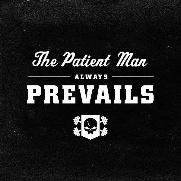patient man